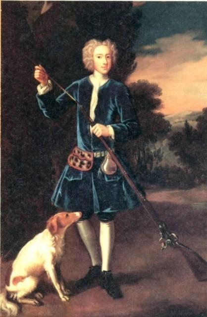 Enoch Seeman Painting