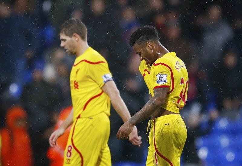 Crystal Palace Pecundangi Liverpool 3-1