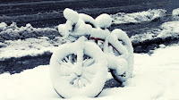 Winter Cycling Puzzle