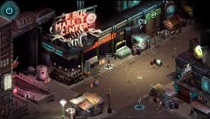 Game Shadowrun Returns