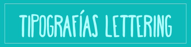 Descargar Colección de Tipografías Lettering Gratis