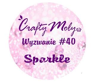 http://craftymoly.blogspot.ie/2015/12/wyzwanie-40-sparkle.html