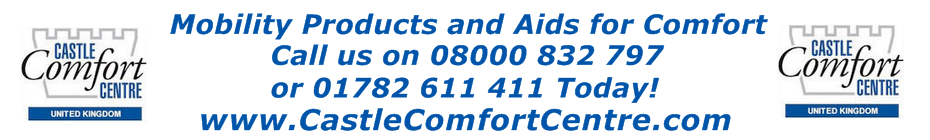 Castle Comfort Chairs, Beds, Lifts, Mobility Aids