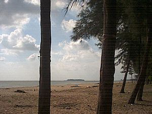 Batakan beach, Datu Island, Tanah Laut, South Kalimantan
