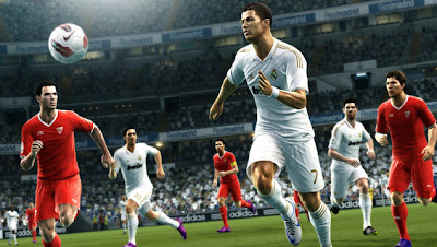 Pro Evolutions Soccer (PES 2013) - Review Game