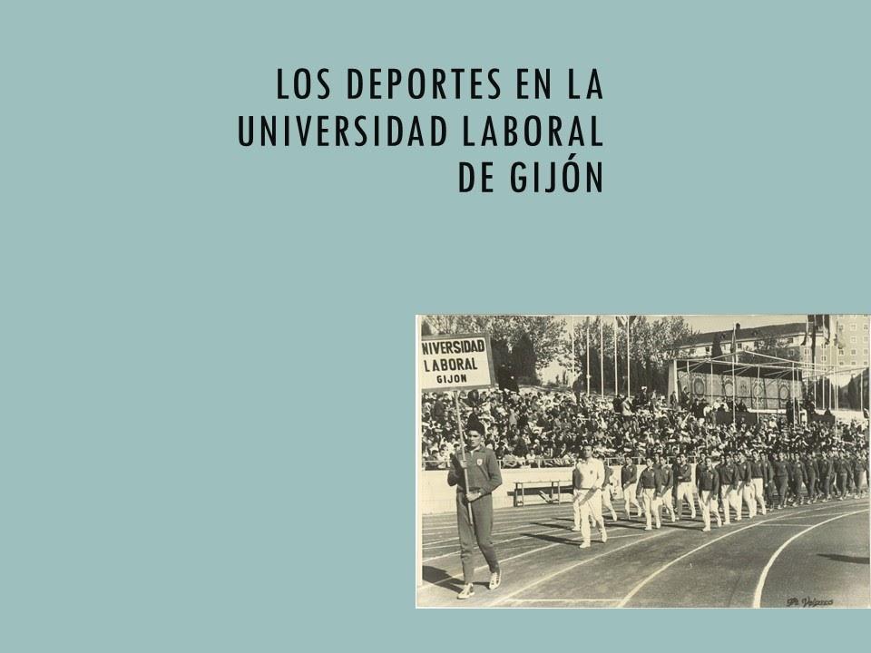 TODOS LOS DEPORTES EN LA UNIVERSIDAD LABORAL