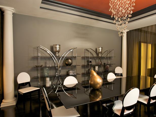 Sleek Living Room Part 42