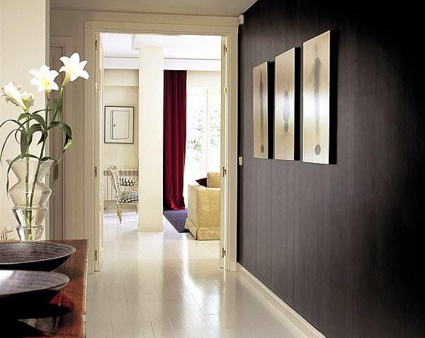 Como ganar metros y conseguir mas espacio casas ideas - Decoracion de paredes de pasillos ...