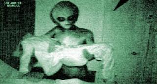 rapimento alieno