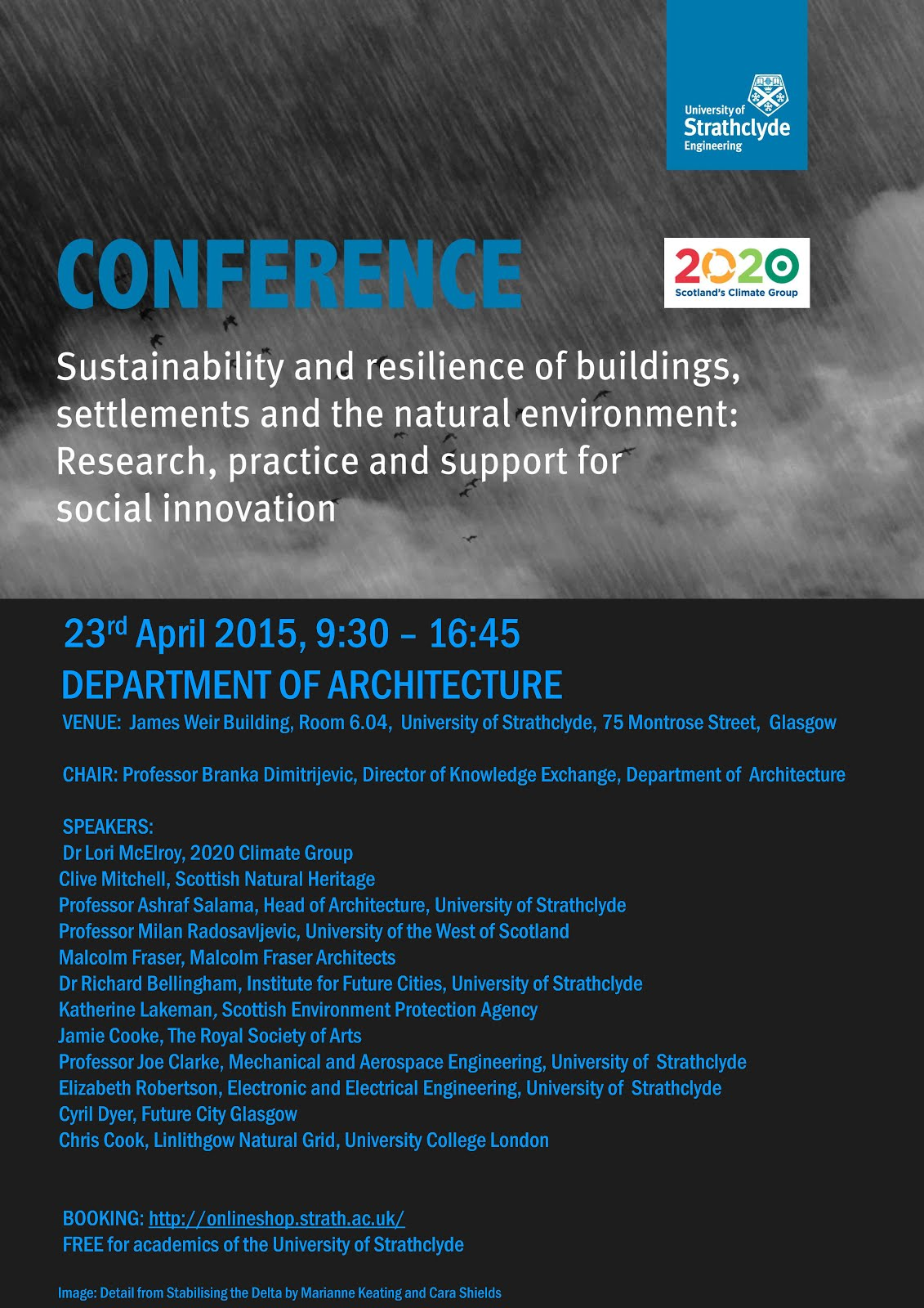 Sustainability and Resilience of Buildings, Settlements, and the Natural Environment