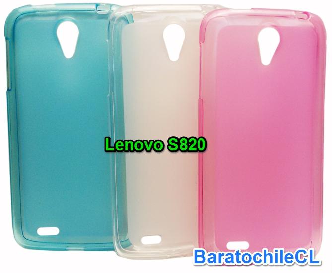 Carcasa Gel Lenovo S820