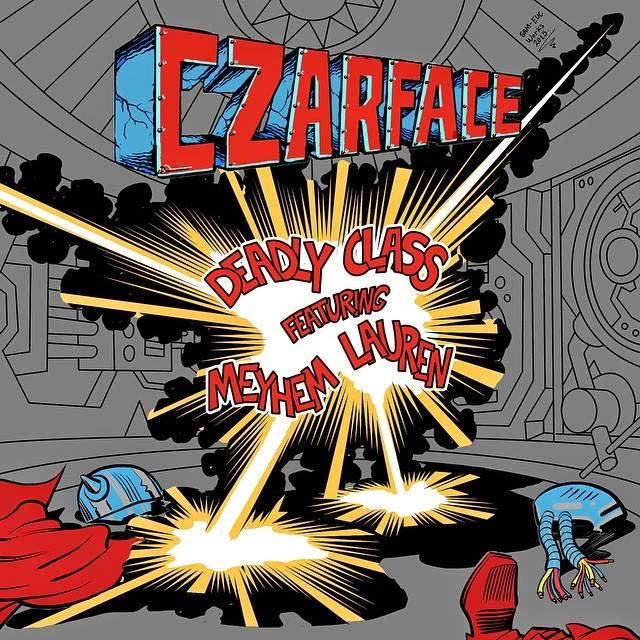 Every Hero Needs A Villain - il nuovo disco - CZARFACE