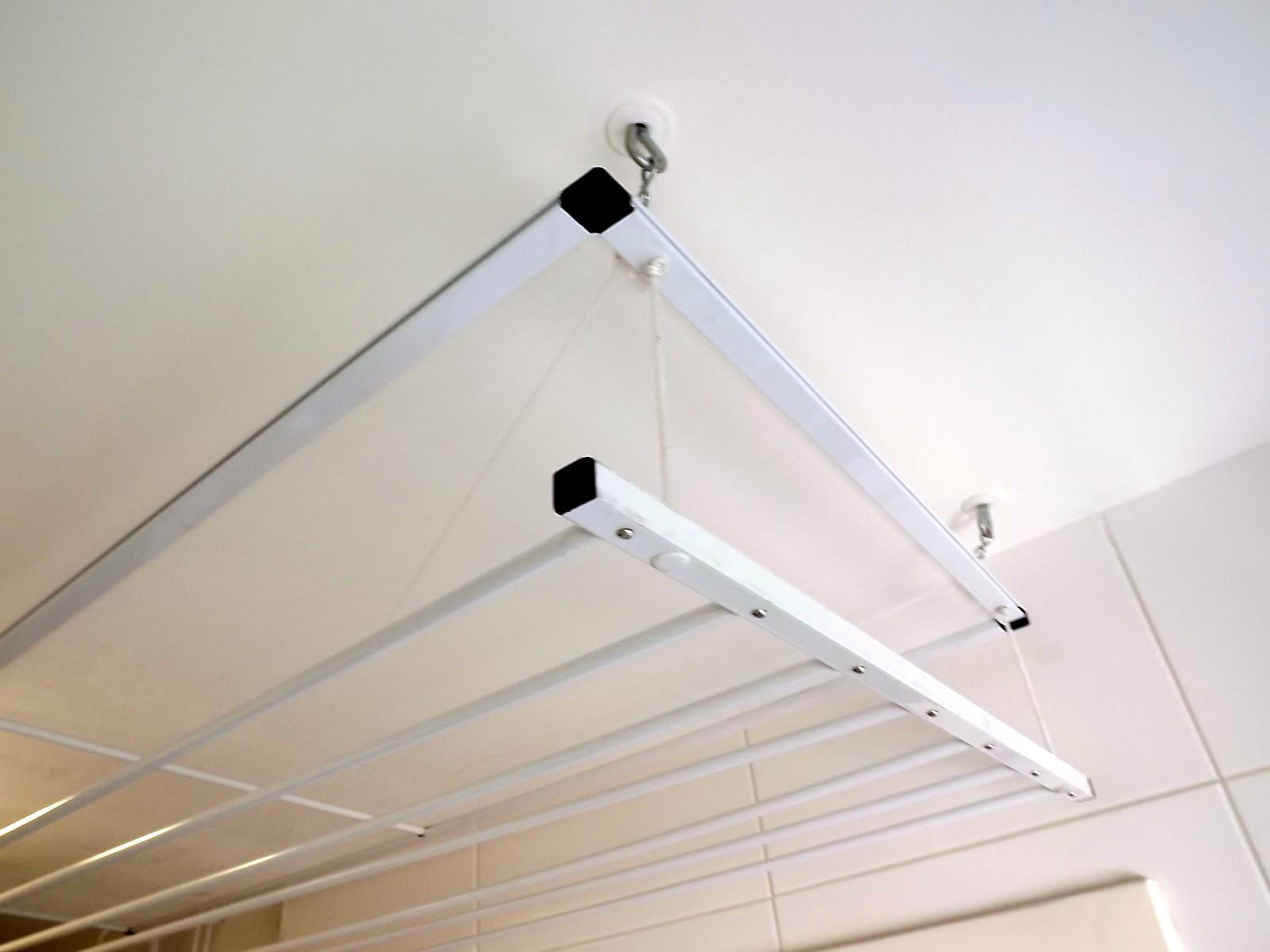 Conhecido Varal de teto com manivela | Varais e Varal, Vendas, dicas e sugetões YG26
