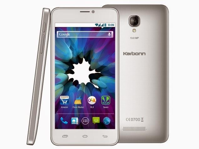 Karbonn Titanium S19 Smartphone