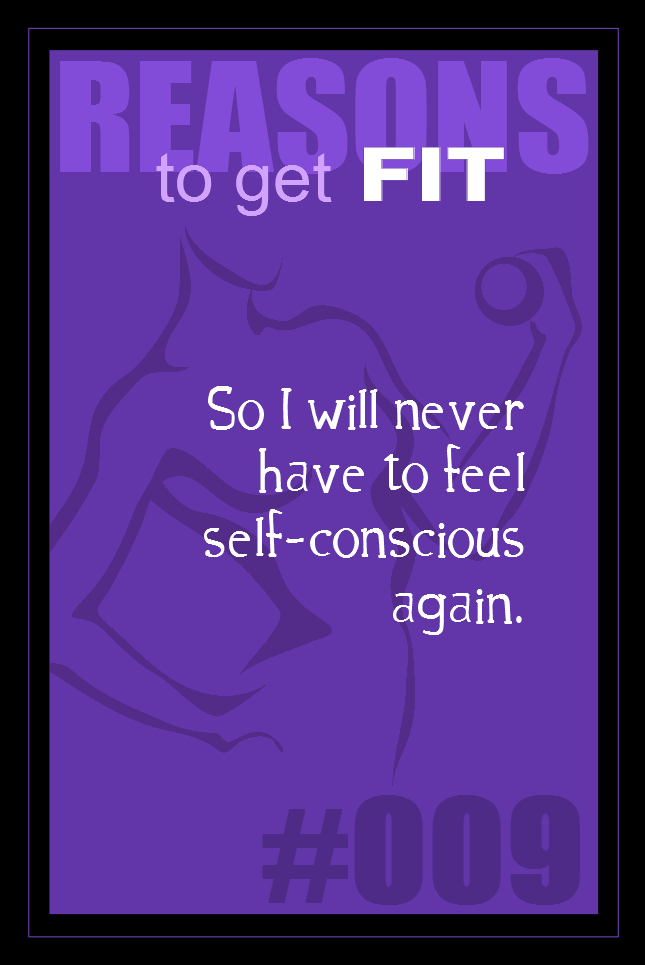 365 Reasons to Get Fit #009