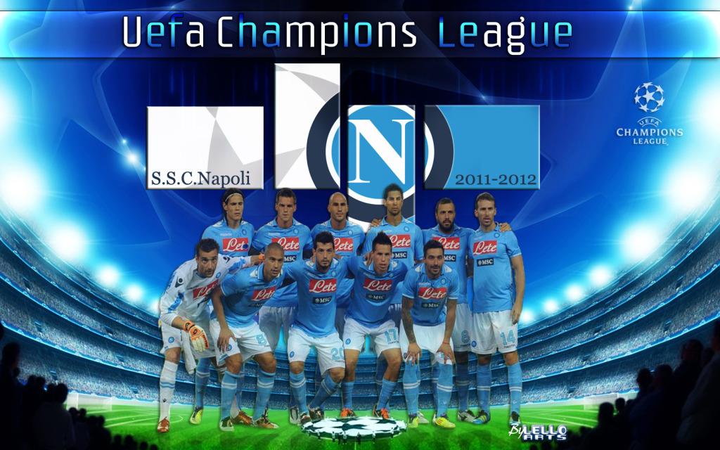Calciatori Napoli 2011 Napoli Stagione 2011-2012