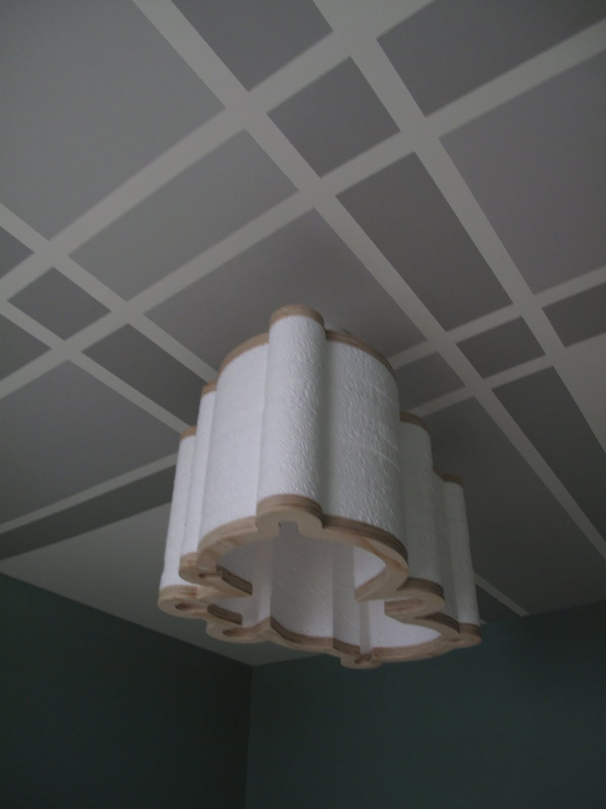 Haven and home the nursery ceiling and light for Nursery ceiling light fixture