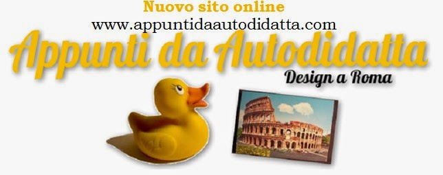Design a Roma - Appunti da Autodidatta