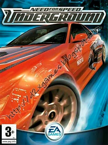 Free Download Games - Need For Speed Underground