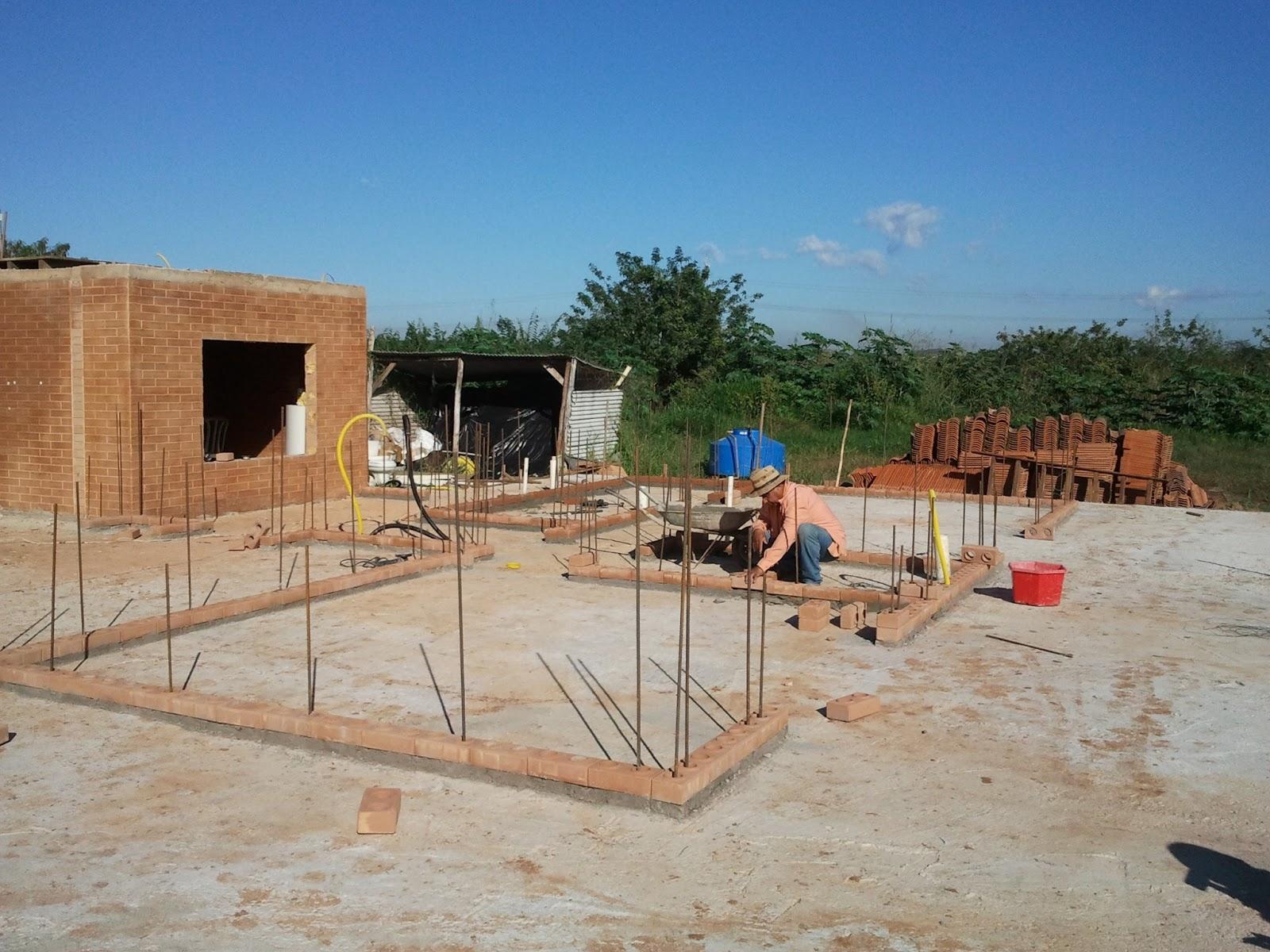 Construindo e Ampliando com Tijolo Solo cimento / Ecológico: Primeira  #356396 1600 1200
