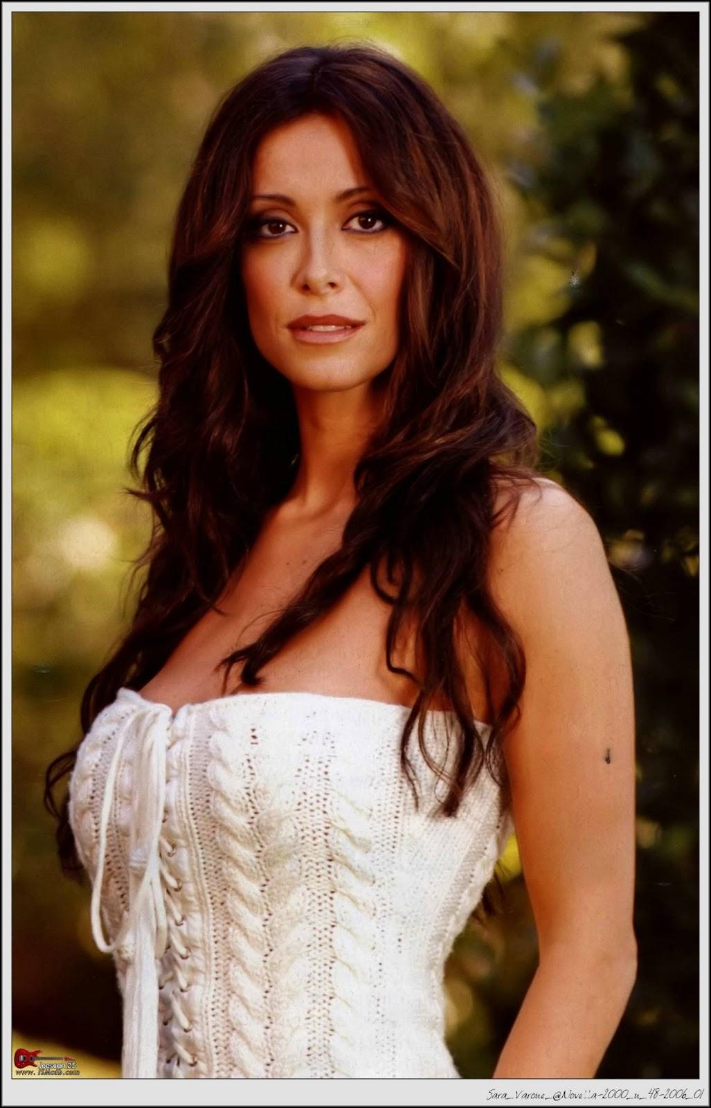 Italian Busty MILF Sara Varone | The Hottes