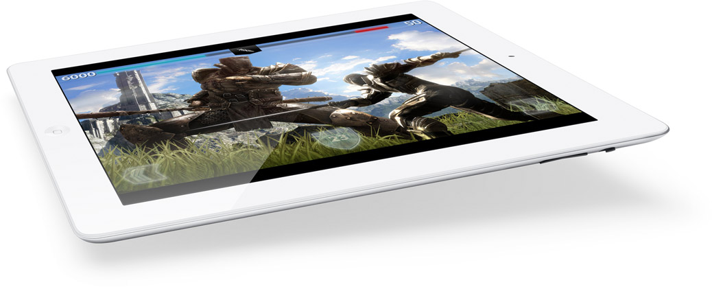 apple ipad technical specifications