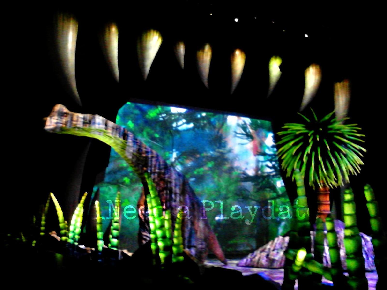 #DinosLiveCLE Brachiosaurus