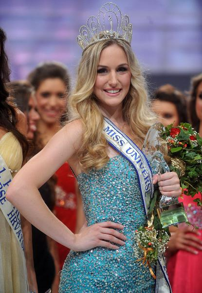 miss universe hrvatske croatia 2011 winner natalija prica