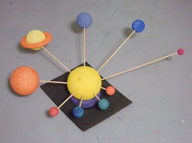 solar system project ideas for 4th grade - photo #43
