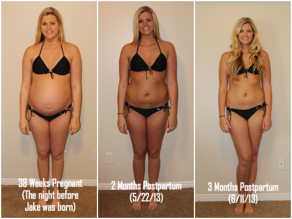 3 Month Postpartum Progress | Britney Munday