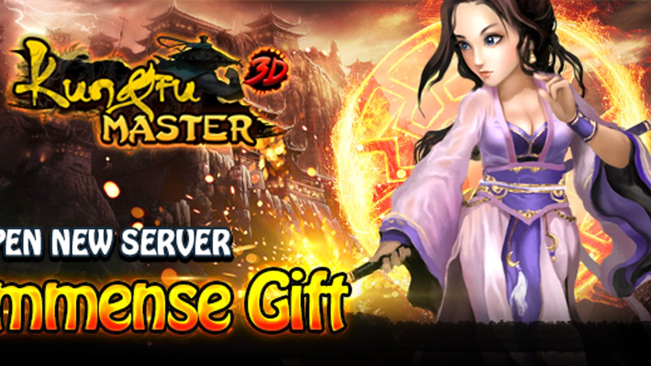 Kungfu Master 3D English Gameplay IOS / Android