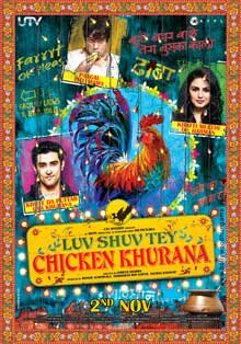 Luv Shuv Tey Chicken Khurana Cast and Crew