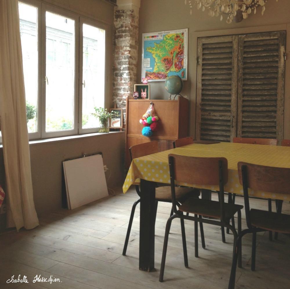 Isabelle kessedjian des pompons pour la maison for Pour la maison