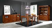 Nuestros Muebles de Comedor Clásicos y Coloniales.