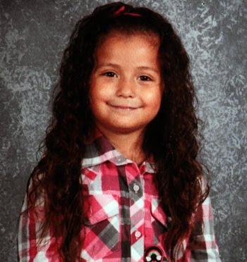 Little 6 Year Old Hispanic Girls