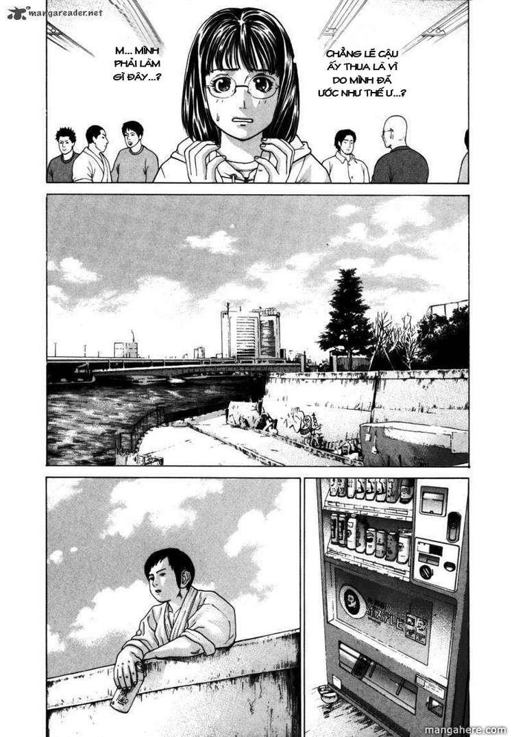 Karate Shoukoushi Kohinata Minoru chap 84 Trang 16