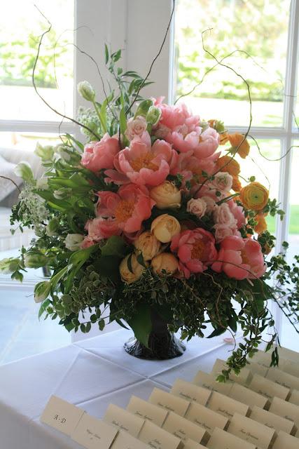 Highlands Country Club - Garrison, NY Wedding Flowers
