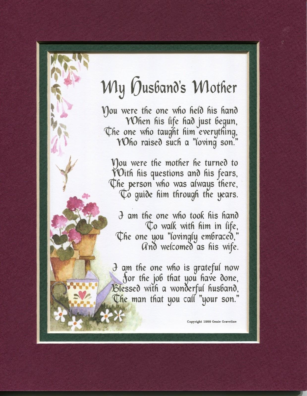 For my husband poem 21 Husband