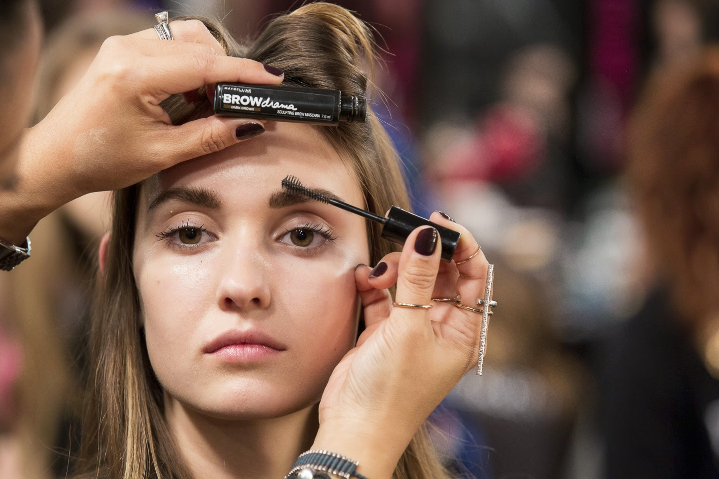 Melissa Nepton, WMCFW, Melissa Nepton S/S 2015, Maybelline, Beauty Look for Nepton, Products used on Melissa Nepton Models