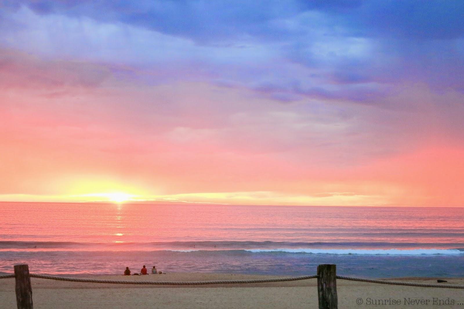 sunset,sunsetforever,hossegor,les culs nuls,citron,kate spade