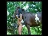 Zoofilia Monica Mattos e Cavalo