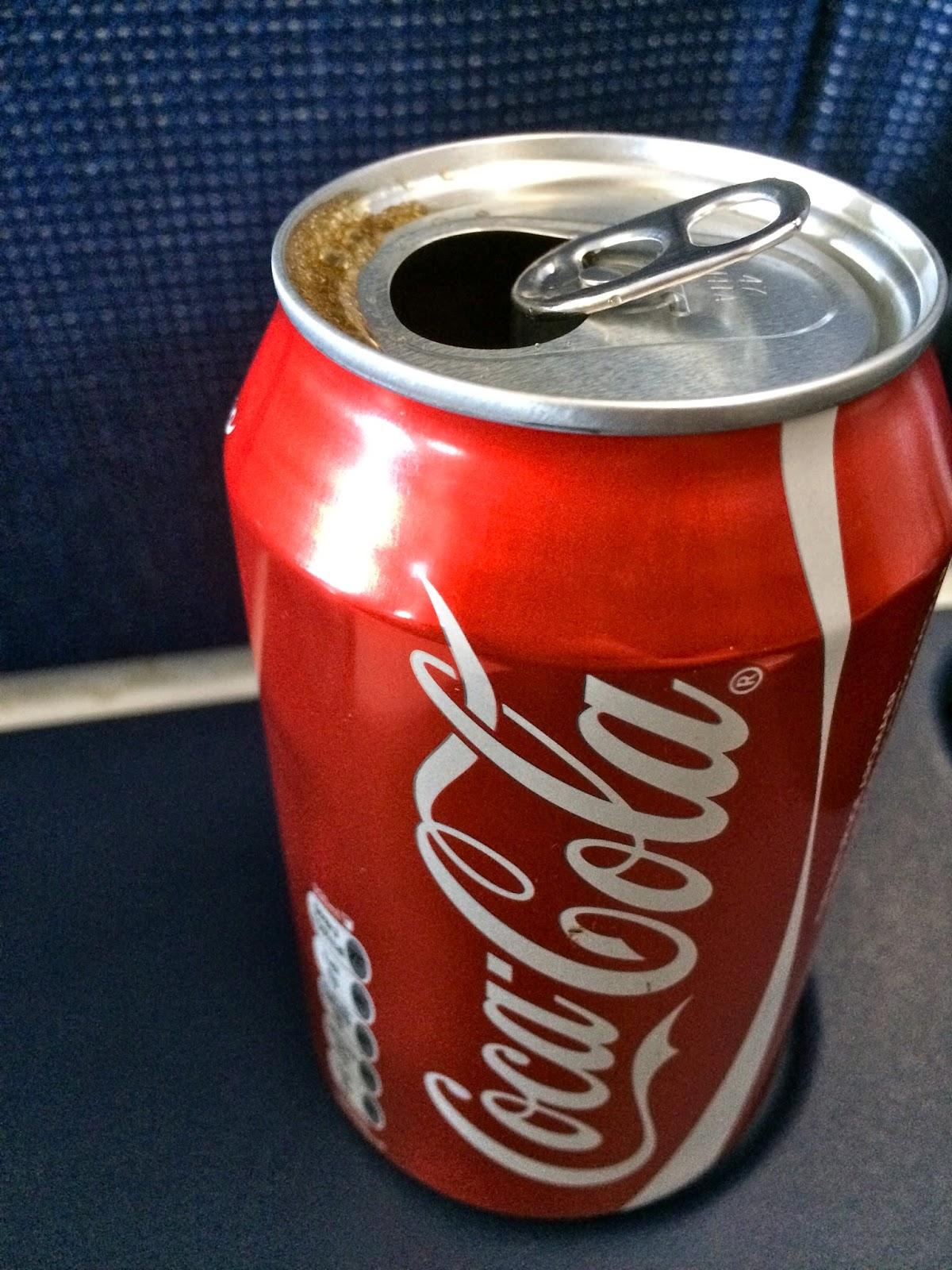 deprimert av cola