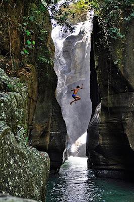 Waterfall Cunca Wulang
