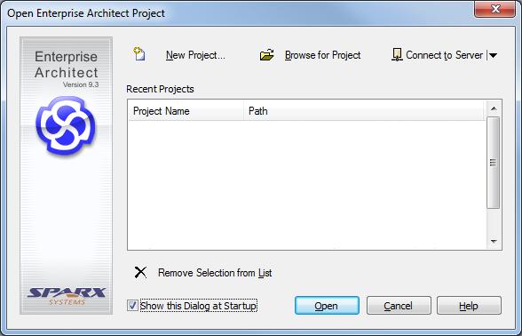 Open Enterprise Architect Project