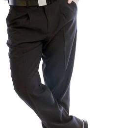Ampliar imagen: Pantalón de vestir de caballero con pinza - NORVIL