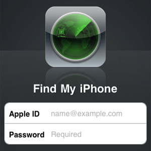aplicacion Find my iPhone