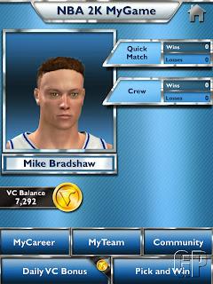 nba 2k14 screen 6 NBA 2K14 (PS4/XO)   MyNBA2K14 App Screenshots