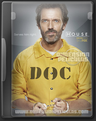 Dr.House Temporada 8 (HDTV Inglés Subtitulado)
