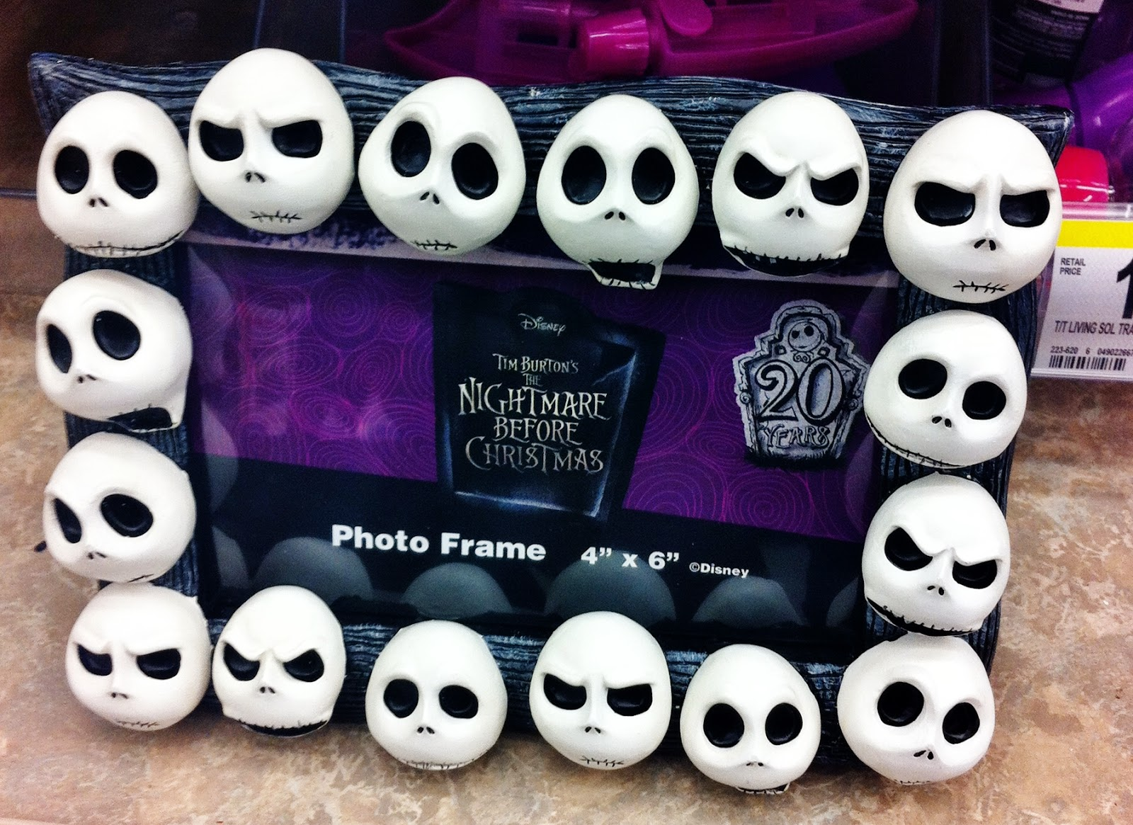 The nightmare before christmas baby shower diy nightmare before pass the present prize filmwisefo