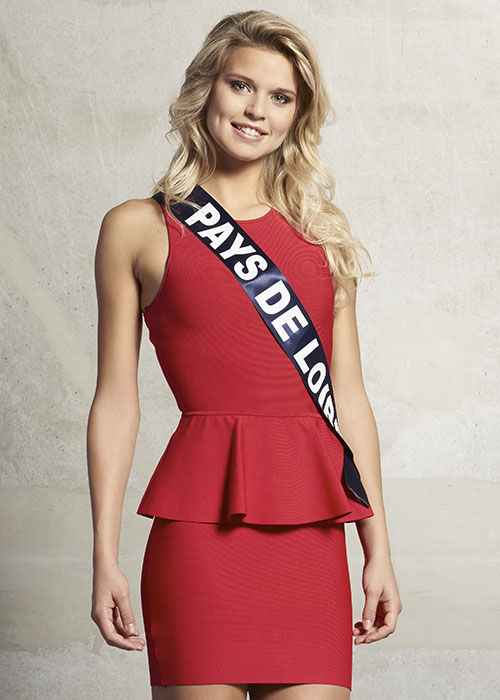 Élection Miss France 2016 : Les candidates Miss France 2016